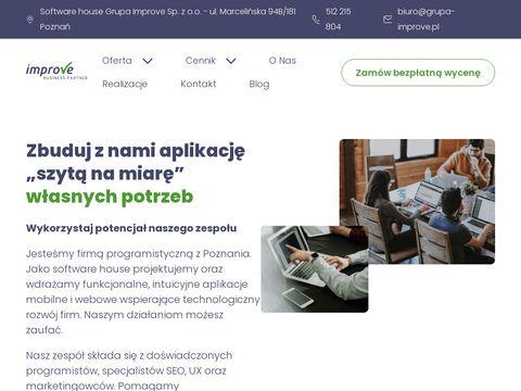 Sklepy internetowe Poznań