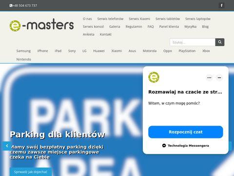 E-Masters serwis gsm