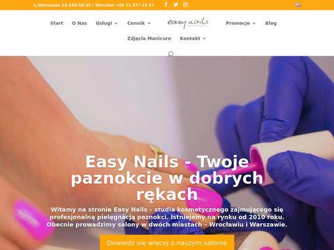 Manicure hybrydowy Wrocław