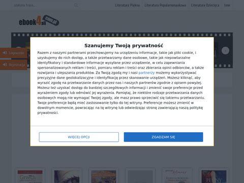 Elementarz stylu w typografii ebook - ebook4all.com.pl