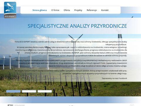 Eco-Expert - analizy przyrodnicze