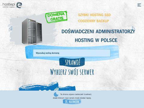 Hosting stron www, tani hosting - EcoHost.pl
