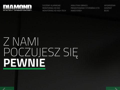 Monitoring obiekt贸w przemys艂owych - eDiamond.eu