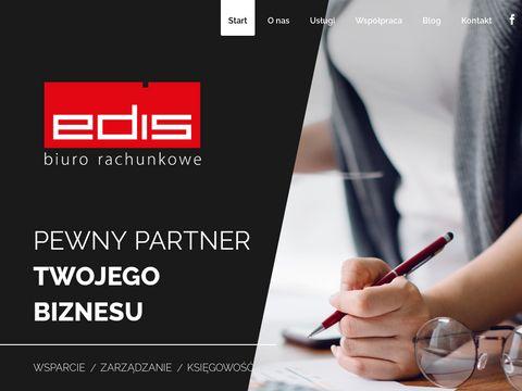 Biuro Rachunkowe EDIS - Tychy, Katowice Księgowość