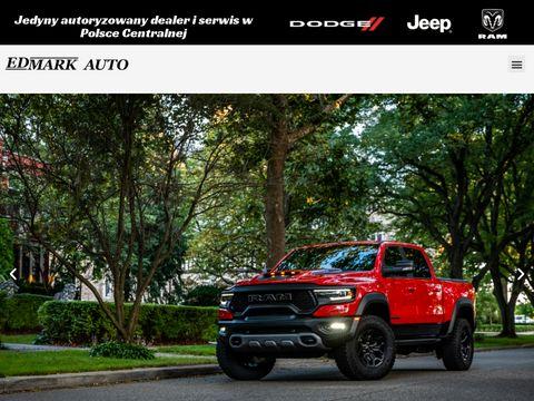 EDMARK-AUTO Salon samochodowy
