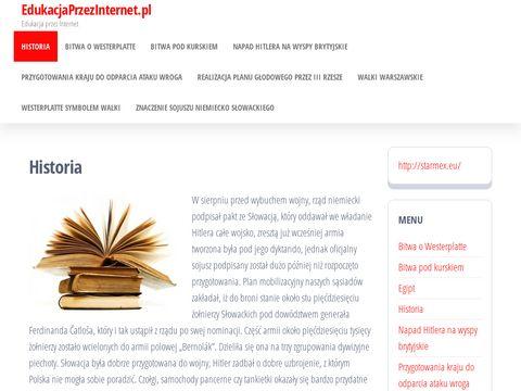 Nowy wymiar edukacji