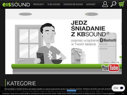 EisSound.com.pl - Radia do zabudowy