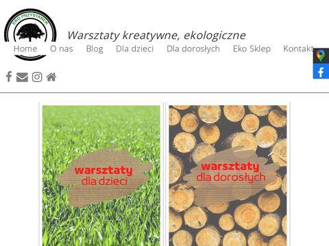 Ekoprzystanek.pl szkolenia dla nauczycieli