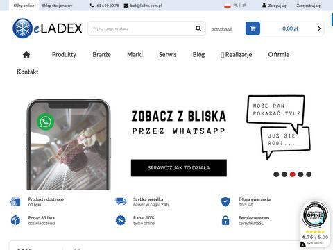 Witryny ch艂odnicze - sklep eLADEX