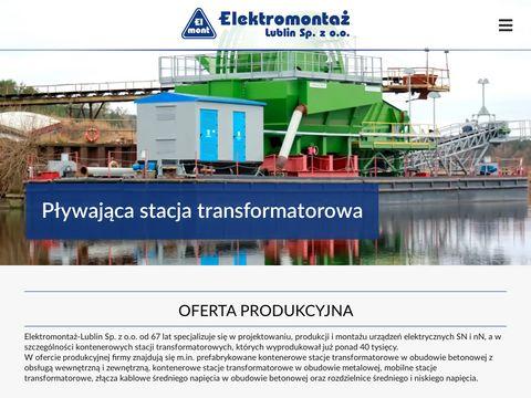 Usługi elektroinstalacyjne - http://elektromontaz-lublin.pl
