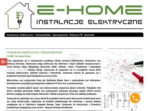 Www.elektryka-fotowoltaika.pl elektrownia