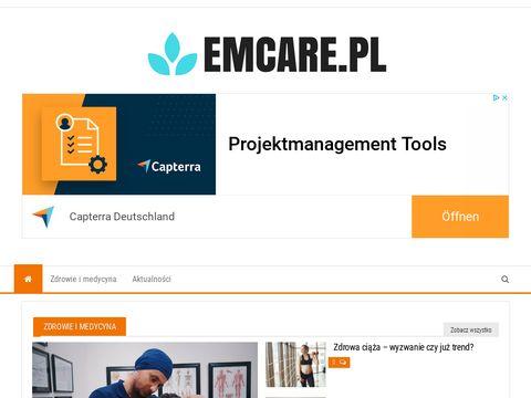 EmCare.pl - Opiekunki