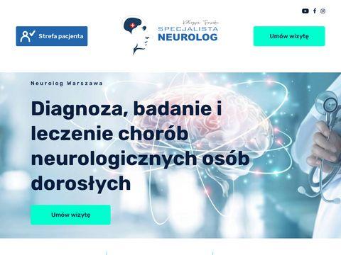 Prywatna Pracownia EMG i Gabinet Neurologiczny