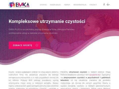 EMKA PLUS sprzątanie obiektów szczecin