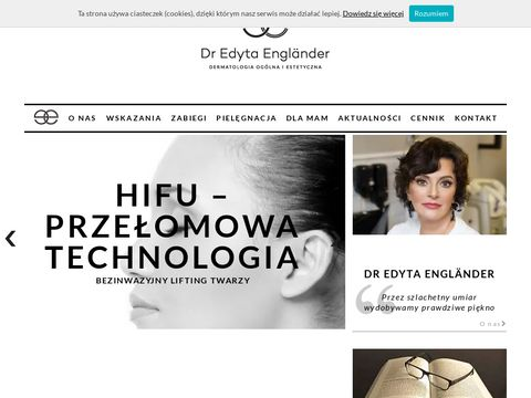 Dermatologia kosmetyczna - englander.com.pl