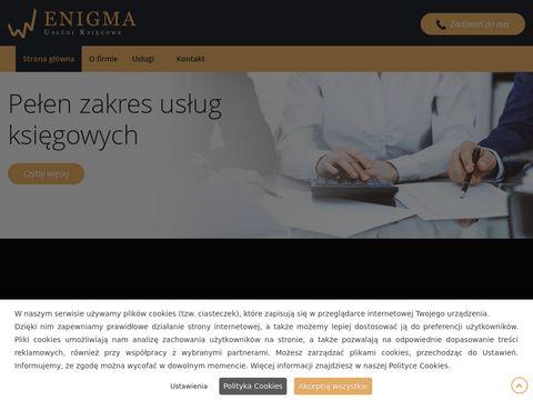 ENIGMA biuro ksiÄ™gowe w Warszawie