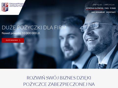 Restrukturyzacja zad艂u偶enia - sprawd藕 na EPEF.pl
