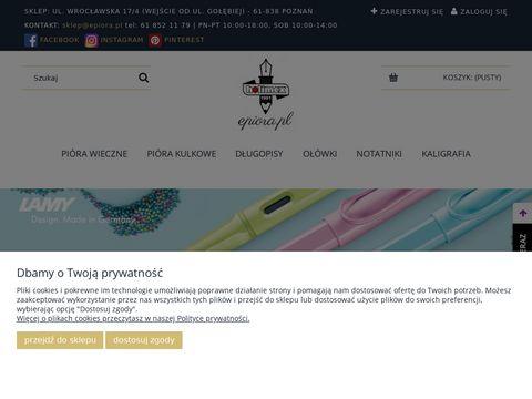 Pióra - epiora.pl