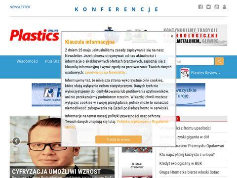 PlasticsOnline - tworzywa sztuczne w Internecie