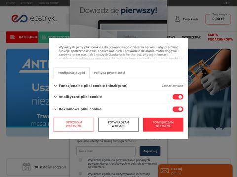 Hurtownia elektryczna Krak贸w   epstryk.pl
