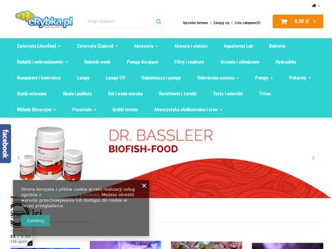 Akwarystyka morska - erybka.pl