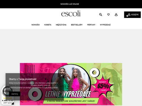 Escoli.pl - moda dla mężczyzn