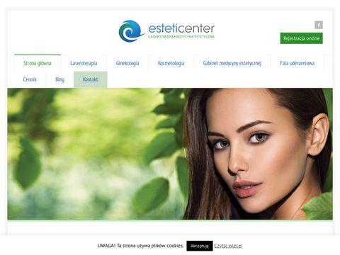 Klinika Medycyny Estetycznej - Esteti Center