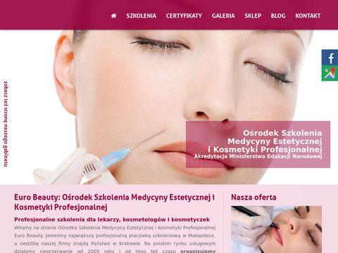 Estetykatwarzy.pl kurs makijażu permanentnego