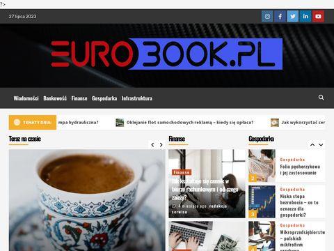 Eurobook - Znajdz sie w Europie. Skatalogowana Baz