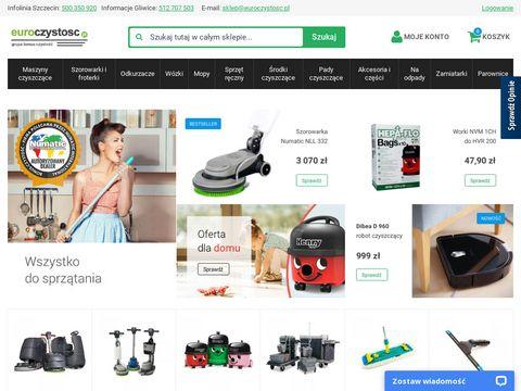 Maszyny czyszczące i akcesoria