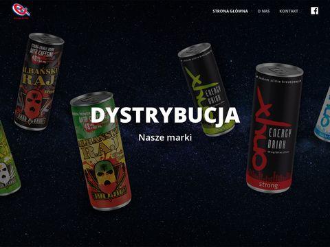 Napoje energetyczne - ex-drink.pl