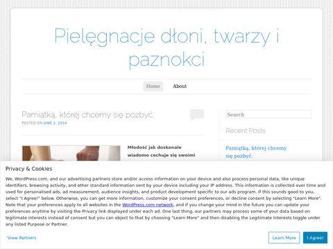 Kaskadaurody.pl - piel臋gnacja d艂oni Warszawa