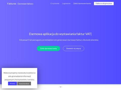 Aplikacja do darmowego wystawiania faktur VAT