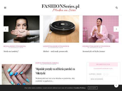 FASHIONSeries- Internetowy PortalModowy