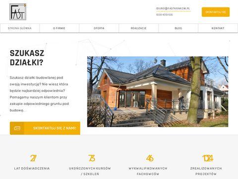 Fast Kraków - Realizacja inwestycji budowlanych
