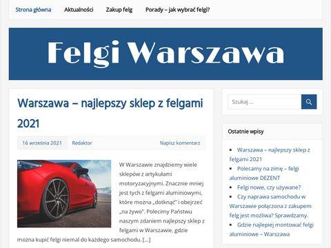 Felgiwarszawa.com.pl