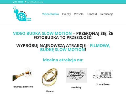 Video Budka slow motion | Fotobudka to nuda!