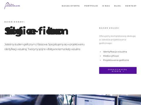 Ulotki, wizytówki, broszury – studio graficzne Rzeszów.