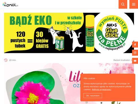 Blog dla dzieci - fiorelki.pl
