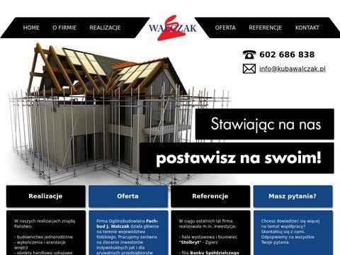 Walczak - firma budowlana