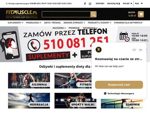 Odżywki - fitmuscle.pl