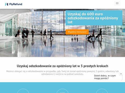 Odszkodowanie - flyrefund.pl