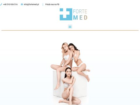 Forte-Med - medycyna estetyczna, chirurgia estetyczna, ginekologia estetyczna