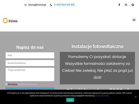 Inowa | Fotowoltaika w Krakowie