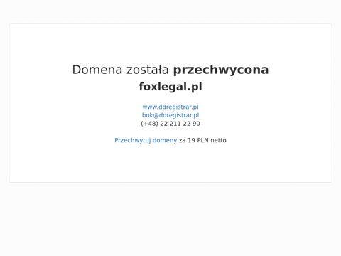 FOXLEGAL - Windykacja należności w Szczecinie