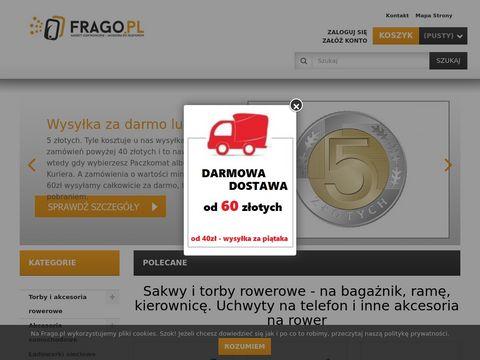 Gadżety do samochodu Frago