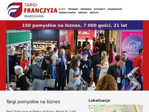 Franczyza.pl - III Ogólnopolski Salon Franchisingu