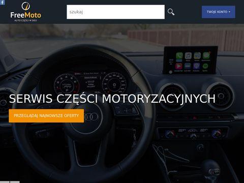 FreeMoto.pl - motoryzacja ogłoszenia