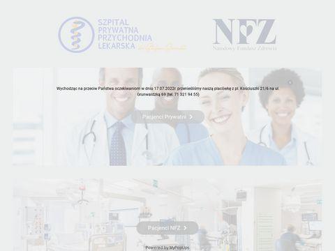 Ginekolog NFZ Wrocław | Przychodnia lekarska