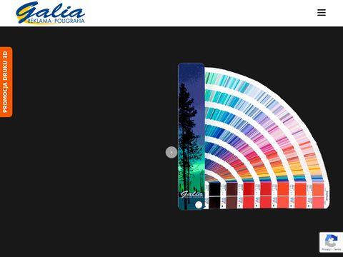 Start - .: Galia Reklama Poligrafia - poligrafia, internet, fotografia, reklama, webdesign :.